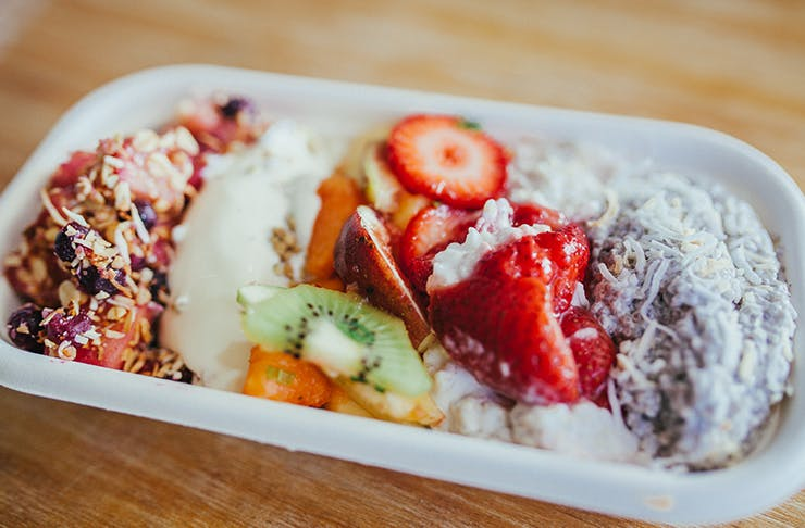 best vegan cafes Brisbane