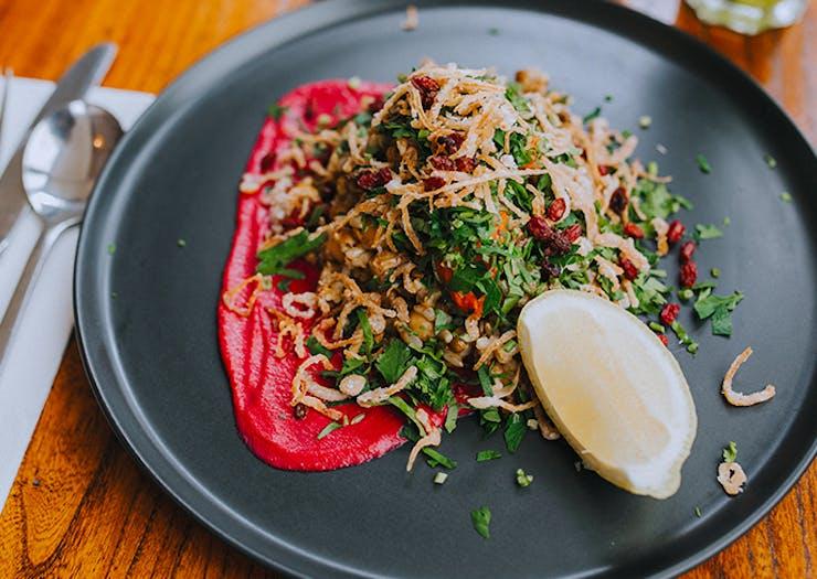 Brisbane's Best Vegetarian Everything