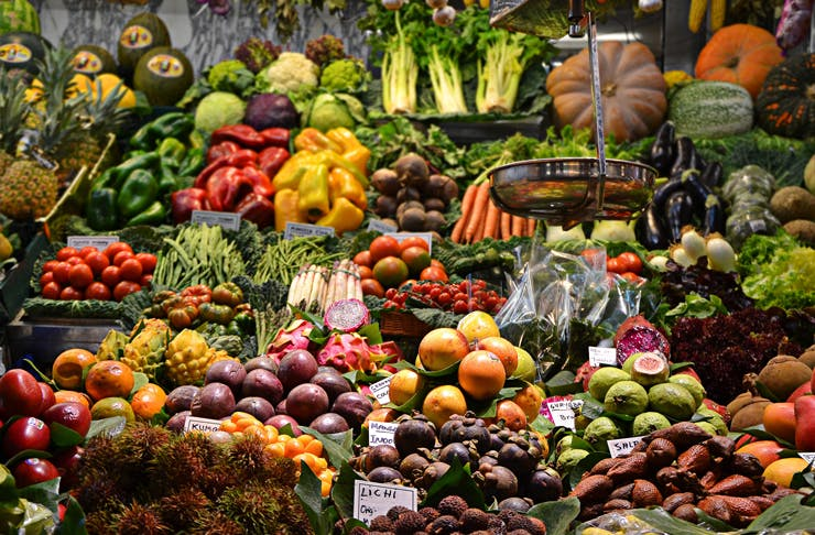 Where To Find Melbourne's Best Vegetarian Supermarkets
