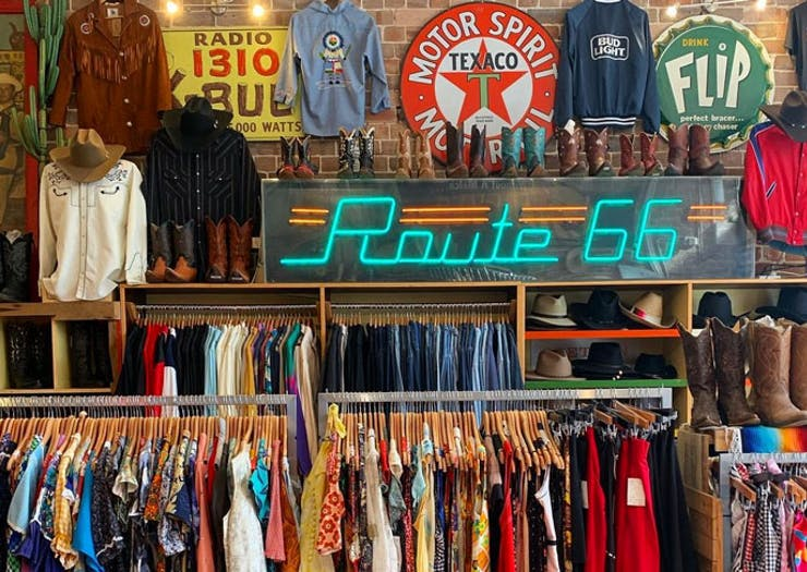 Get Thrifty At Sydney's Absolute Best Vintage Clothing Stores