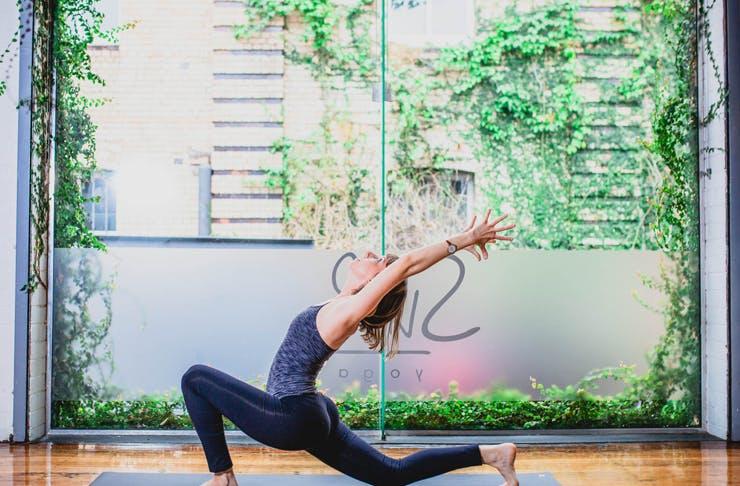 best yoga studio brisbane