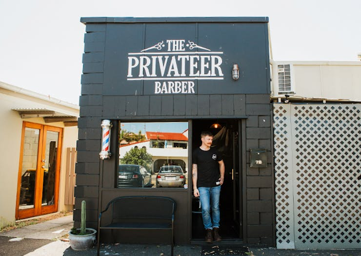 Privateer Barber