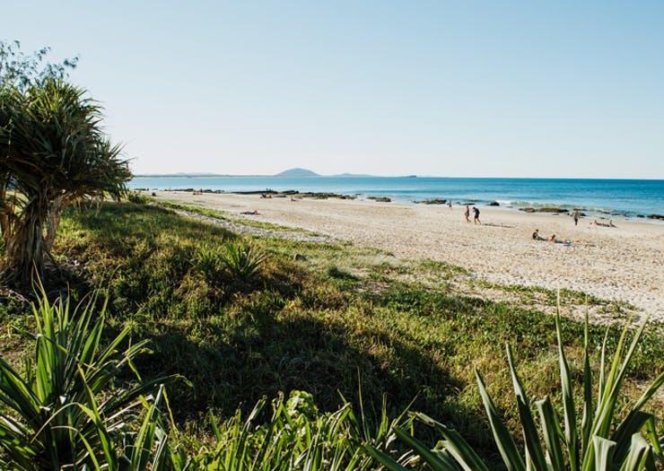 The Best Beach Walks On The Sunshine Coast