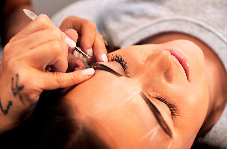 Where To Get Your Brows Done On The Sunshine Coast Sunshine Coast