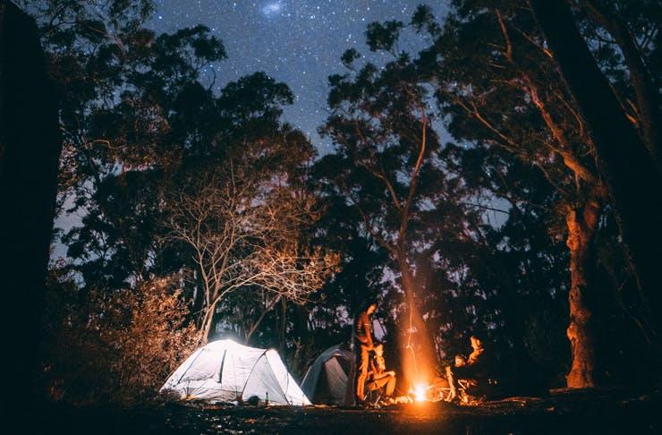 camping sunshine coast