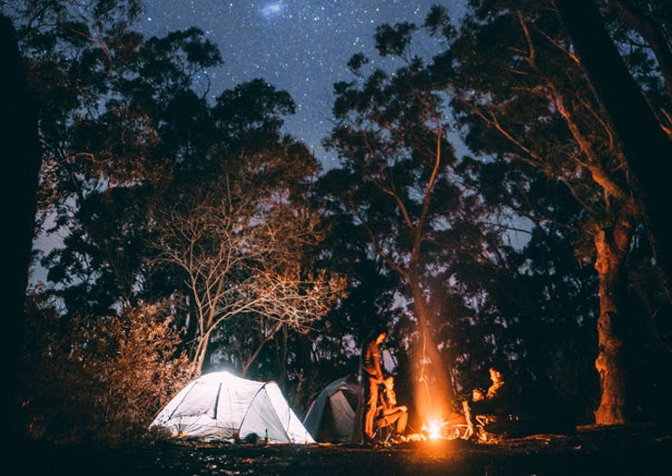 The Sunshine Coast's Best Camping Spots To Book This Easter