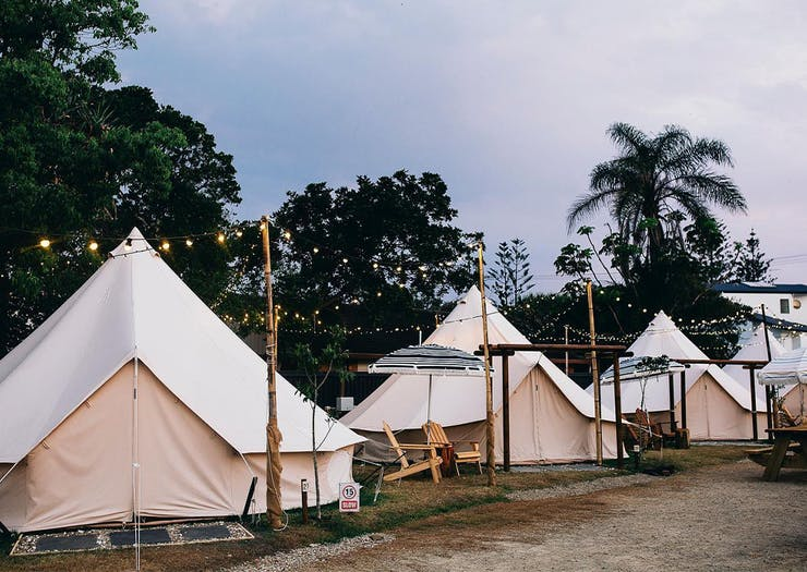 15 Of The Best Spots To Go Glamping Around Brisbane