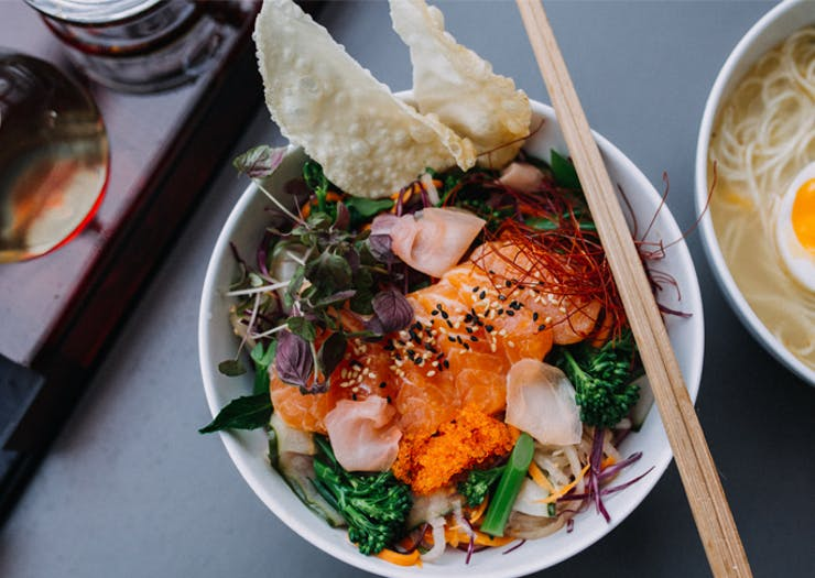 Here Are The Best Japanese Restaurants On The Sunshine Coast