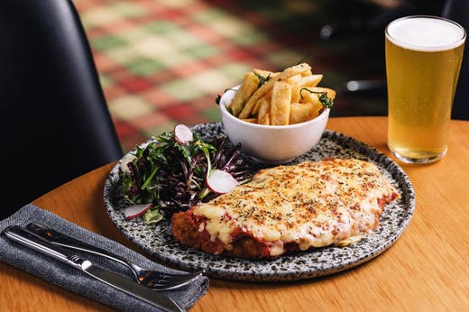 Here's Where To Get Brisbane's Best Parmys