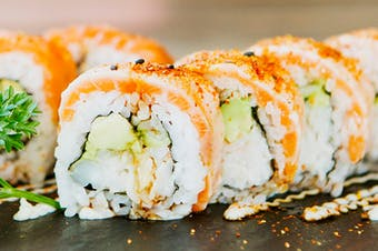 sushi trains