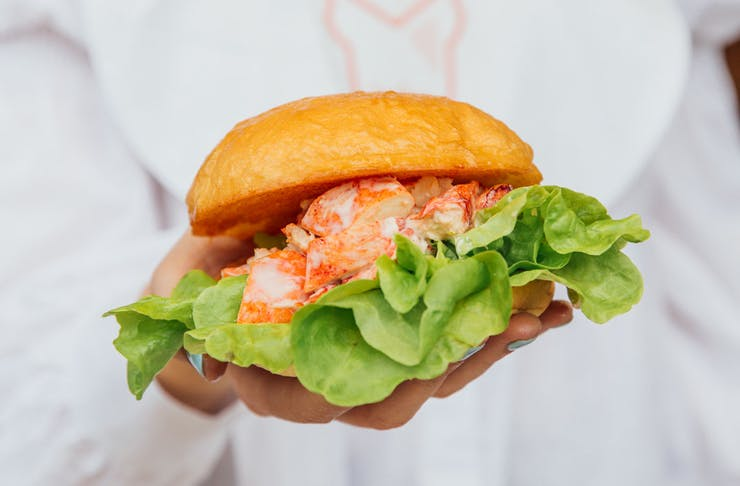Betty's Burgers Have Just Launched A Lobster Roll For A Limited Time