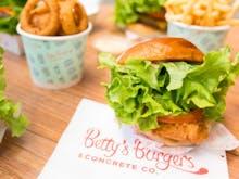 Betty's Burgers | Howard Smith Wharves