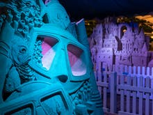 Prepare To Be Amazed At This Weekend's Massive Sand Sculpture Festival