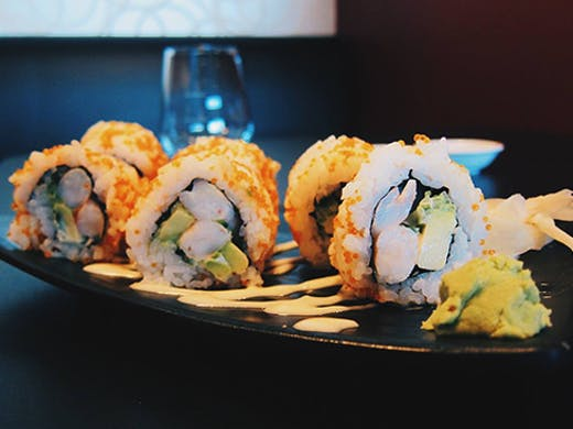Auckland's Best Sushi, Penrose Sushi, best japanese in auckland