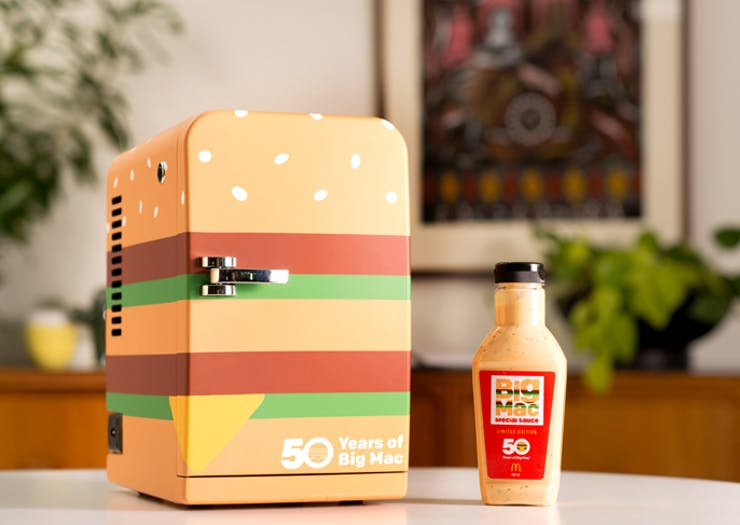 Maccas Is Running An eBay Auction For Bottles Of Big Mac Sauce