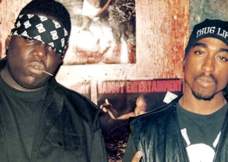 Get Tickets To The LAPD's Notorious B.I.G And Tupac True Crime Evening
