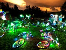 There's A Bike Rave Happening In Melbourne This Weekend
