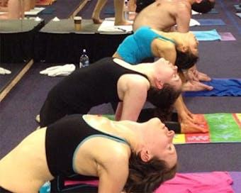 Hot Yoga Works Britomart