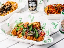 This Beer And Bao Bar Is Reopening And Dishing Out Free Schnitzel To Celebrate