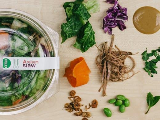 Crisp Salad   Southern Cross Lane   Melbourne   Urban List