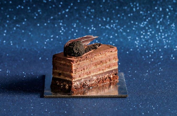 Meteor Cake