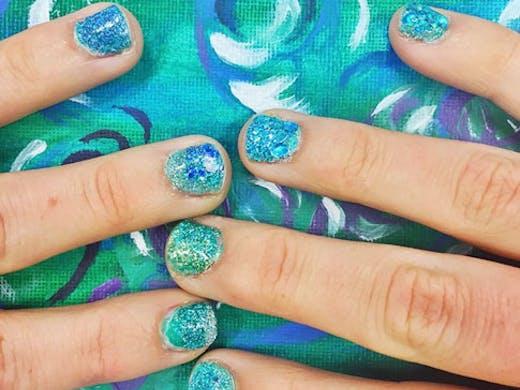 Blonde Tiger Melbourne's best manicures