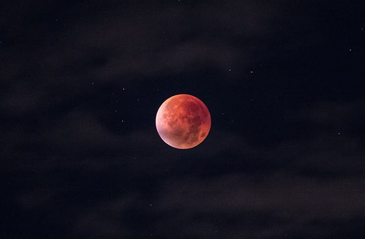 Where To Watch The Blood Moon In Auckland