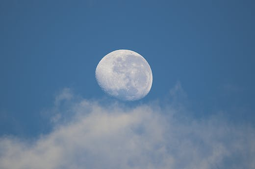 Look Up, A Rare Blue Moon Will Light Up The Sky This Halloween For The First Time In 19 Years