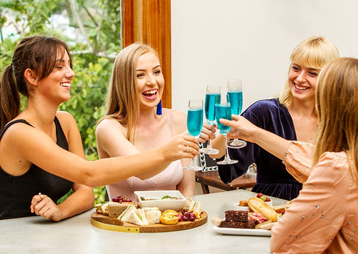 Blue Wine Is A Thing And It's Here In New Zealand!