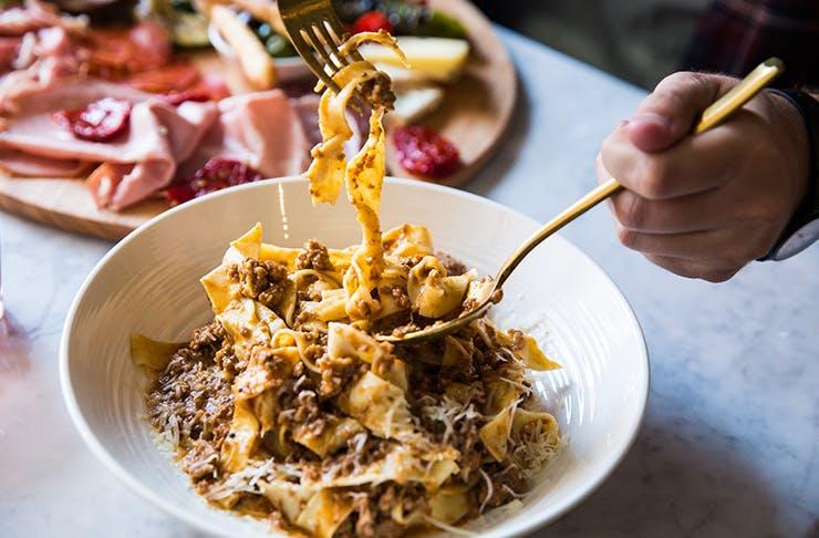 Spaghetti Bolognese Hacks