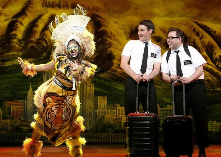 Drop Everything, The Book of Mormon Is Coming to New Zealand