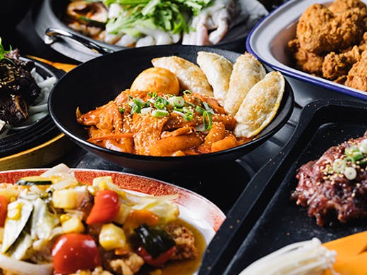 Bornga Korean Melbourne