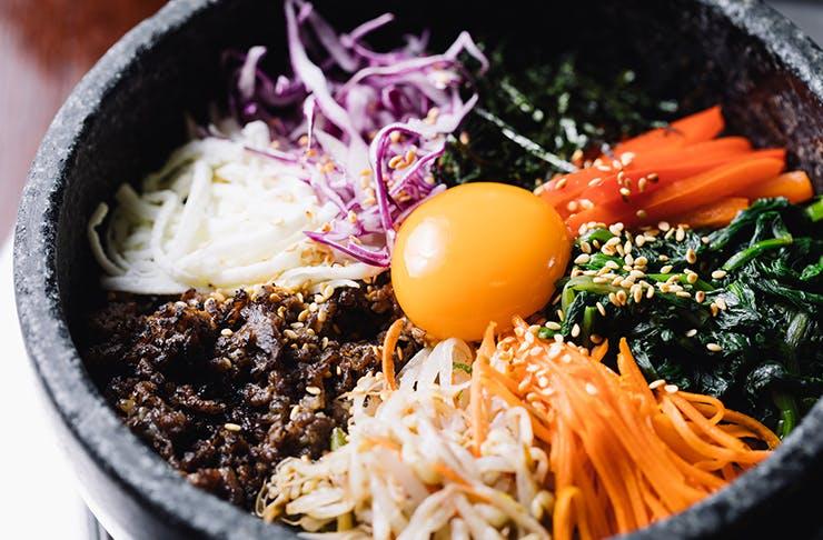 Melbourne Bornga Korean Restaurant