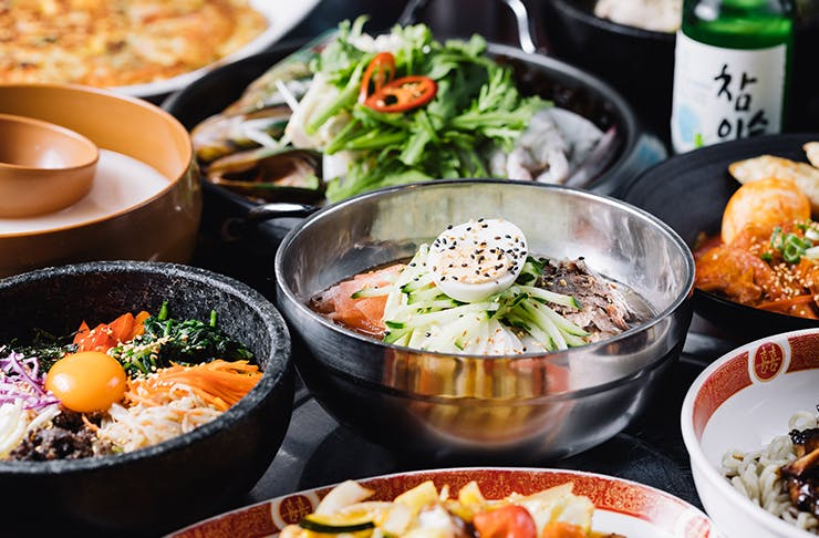 Melbourne Bornga Korean Restaurant
