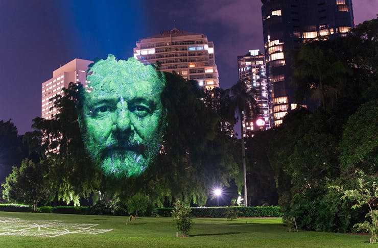 Brisbane's First Major Outdoor Exhibition Has Landed