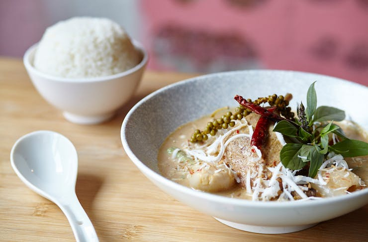 best thai curries melbourne