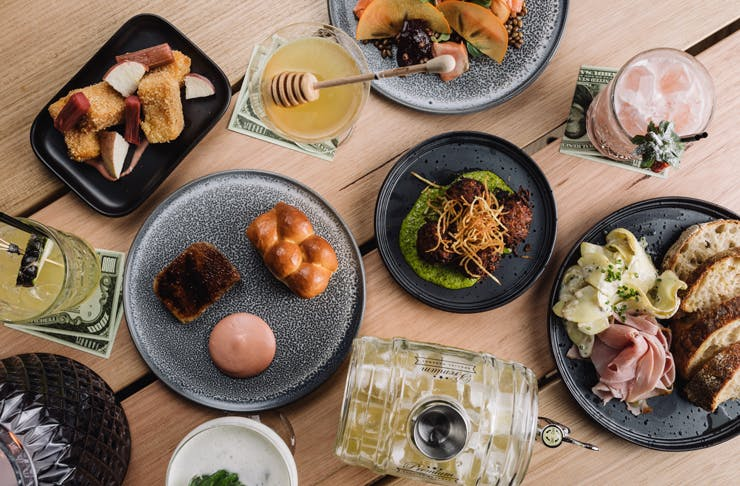 FYI These 5 Melbourne Cafes Serve Bottomless Cocktail Brunches