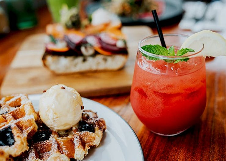 Get Started Early With The Coast's Best Spots For A Bottomless Boozy Brunch