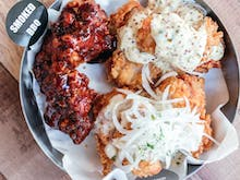 Gorge Yourself On Bottomless Wings And Fries At This Eatery Dedicated To Wings