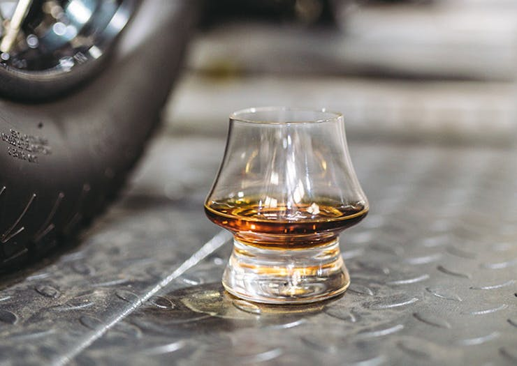 The Boys From Denver And Liely Just Launched A New Bourbon Glass