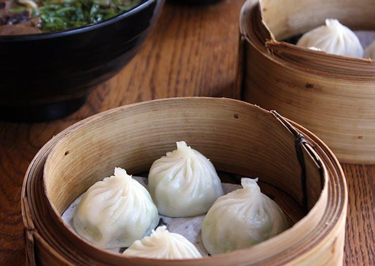 yum cha dumplings