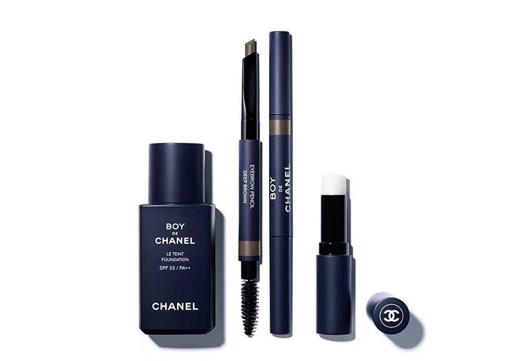 Game-Changer: Chanel Has Released A Men's Makeup Range