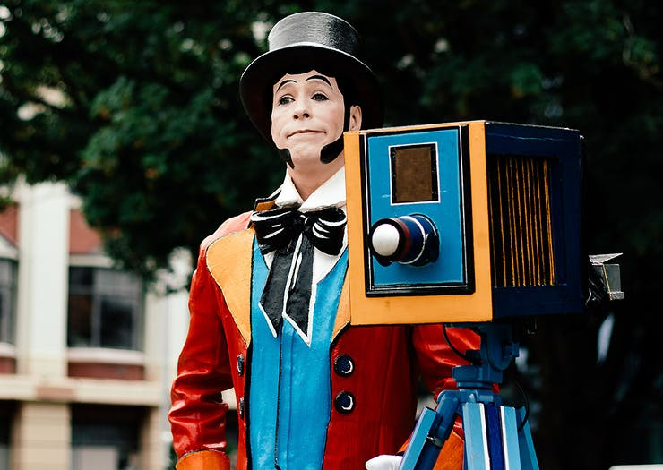 What Not To Miss At This Year's World Buskers Festival In Christchurch