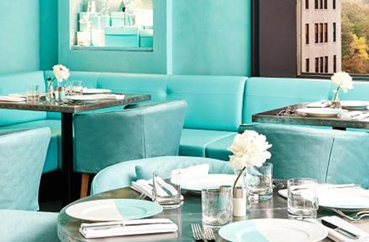 You Can Now Actually Eat Breakfast At Tiffany's!