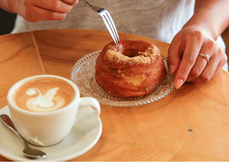 A Pop Up Coffee Brew Bar Has Opened In Enmore