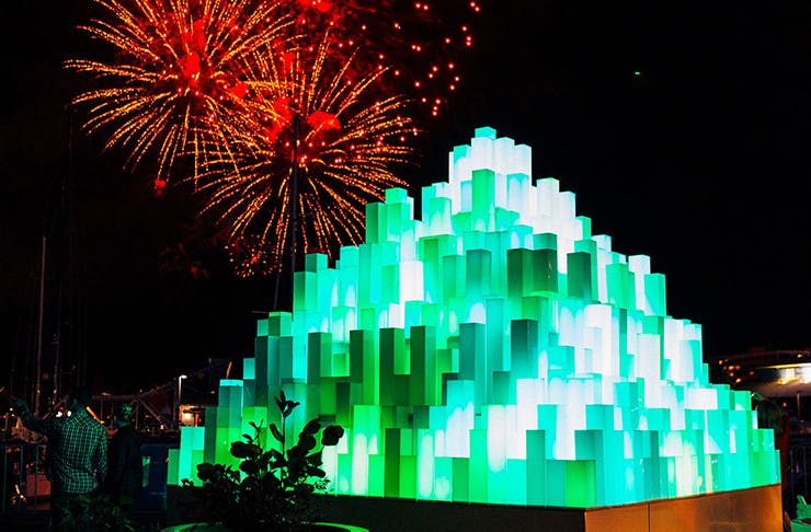 Bright Nights Returns To Auckland!