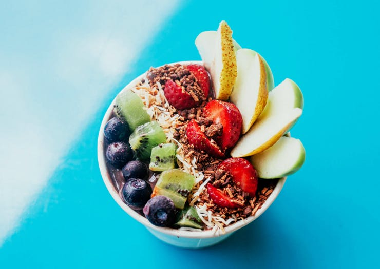 Brisbane Food Delivery Healthy Eating Wholesomeness