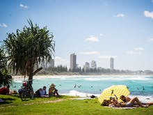 Enjoy The Warm Weather While You Can, Brisbane, A Cold Front Is Coming To Ruin Your Week