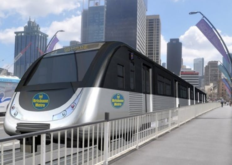 Brisbane Is Getting A 24-Hour Metro System?