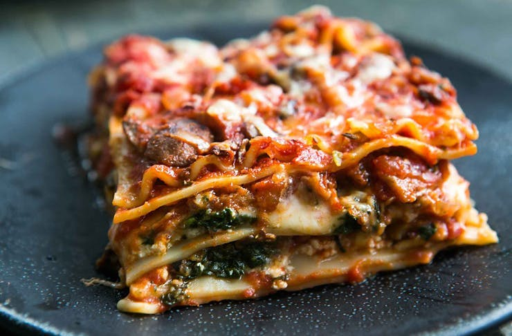 Brisbane's best lasagne